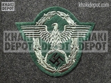Polizei NCO'S Sleeve Eagle 1943 pattern