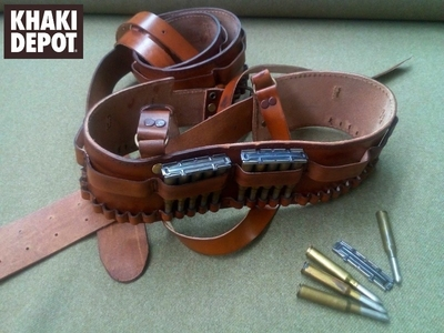 Leather ammo belt [GALB]